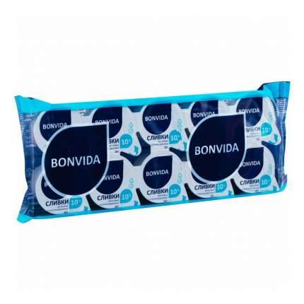 Сливки питьевые Bonvida 10 шт 10 г