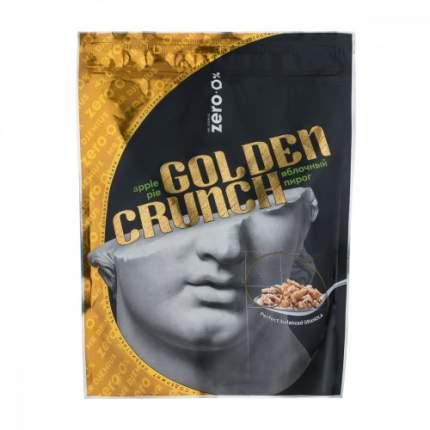 Гранола MR. DJEMIUS Zero «Golden Crunch» яблочный пирог (350 грамм)