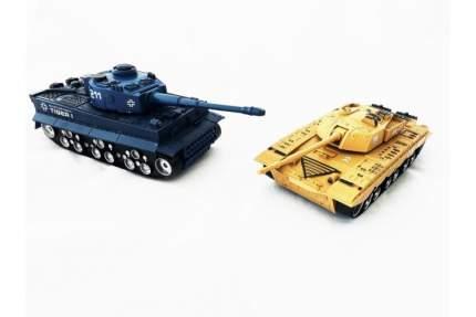 Радиоуправляемый танковый бой Xuan Nuo Тигр и Type 99 369-22 1:32