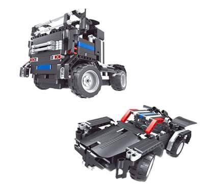 Конструктор - грузовик Тягач на р/у QiHui 8008