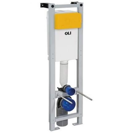 Инсталляция QUADRA PLUS Sanitarblock, пневматика (fast-fit), OLI 141945