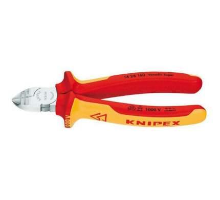 Кусачки боковые KNIPEX,KN-1426160,для удаления изоляции хромированные 160 мм