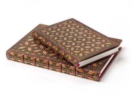 Записная книжка Paperblanks Mosaique Safran Mini лин 95*140 мм, 176 стр