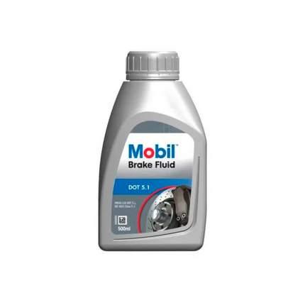 Тормозная жидкость MOBIL Brake Fluid DOT 5.1 0,5 литра
