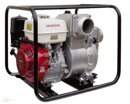 Мотопомпа бензиновая Honda WT 30 X