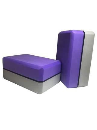Блок для йоги ZDK 23х15х10см - 2 шт.
