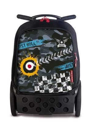 Рюкзак на колесах Nikidom Camo, размер L, 9024F