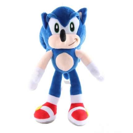 Мягкая игрушка Соник Ежик 27 см Синий