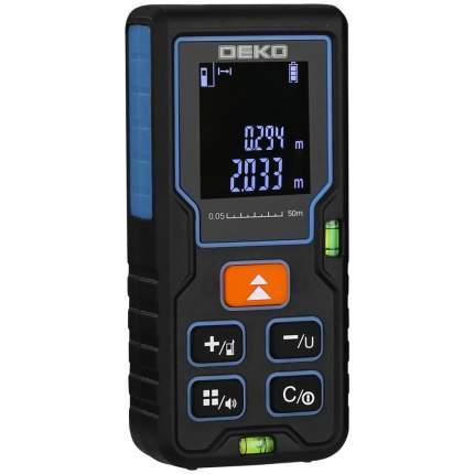 Дальномер лазерный DEKO GLE-50