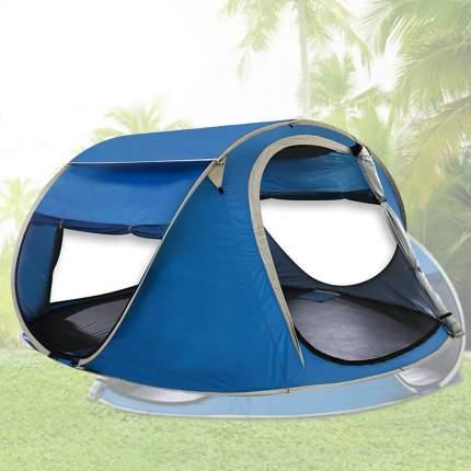Самораскрывающаяся палатка 2-3 местная, водо- и УФ-непроницаемая, Shamoon SM-CAT-03
