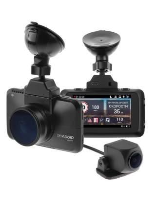 Видеорегистратор Roadgid CityGo 3 wifi 2CH со второй камерой