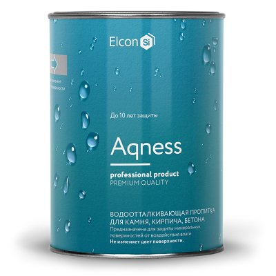 Гидрофобизатор Elcon Aqness без мокрого эффекта (0.9 л)