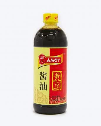 Китайский темный соевый соус AMOY, 550мл