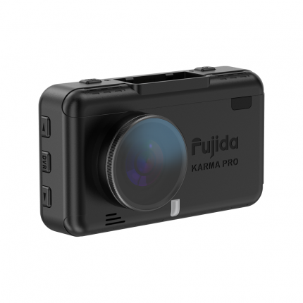 Fujida Karma Pro S WiFi - видеорегистратор с GPS радар-детектором и WiFi-модулем