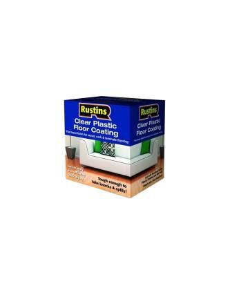 Пластиковое покрытие для пола / Pl.Floor Coating Satin (Полуматовый) 1л.
