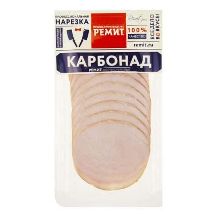 Карбонат Ремит копчено-вареный 150 г