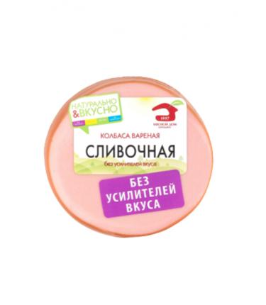 Колбаса Мясной Дом Бородина Сливочная вареная 400 г