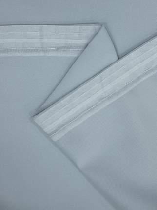 Штора Портьера Amore Mio RR 6670-01 Блэкаут однотонный 2,0*2,7 Серый