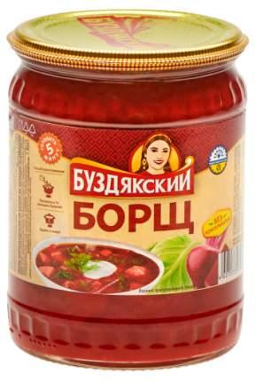 Борщ Буздякский из свежей капусты 500 г