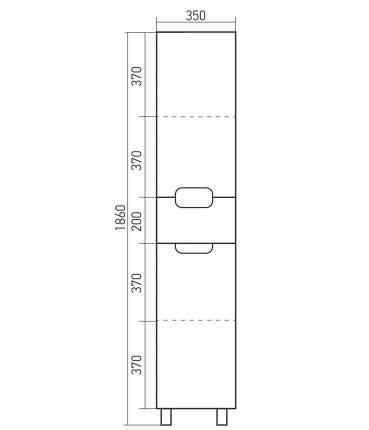 Пенал Mixline Прометей 35 (518772)