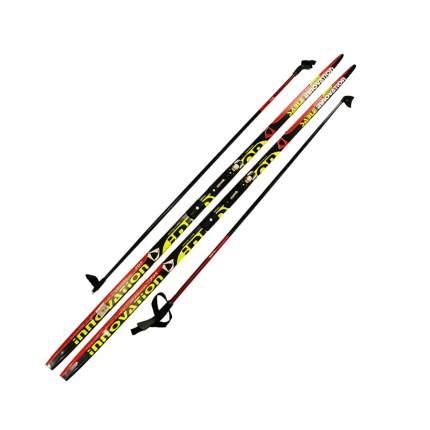 Лыжный комплект (лыжи + палки + крепления) NNN 205 СТЕП Step-in Sable innovation