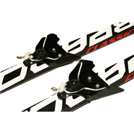 Лыжный комплект (лыжи + палки + крепления) 75 мм 170 СТЕП Brados LS Sport red