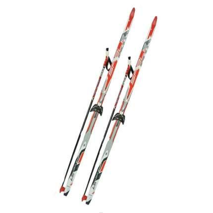 Лыжный комплект (лыжи + палки + крепления) 75 мм 190 Sable Innovation