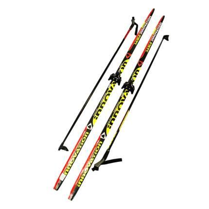 Лыжный комплект (лыжи + палки + крепления) 75 мм 190 СТЕП  Sable Innovation