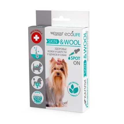 Арома-капли для кошек и собак Mr.Bruno восстановление, 10 мл