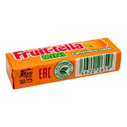 Жевательная конфета Fruittella мини 11 г
