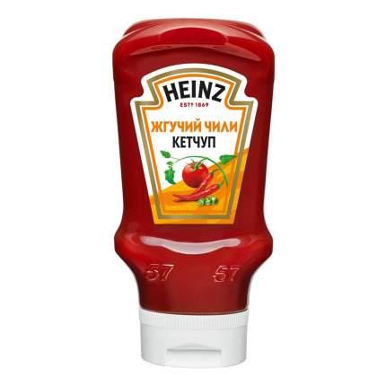 Кетчуп Heinz Жгучий Чили 460 г