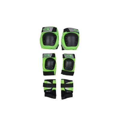Комплект защиты Sector9 Pursuit Jr Pad S, green, L/XL