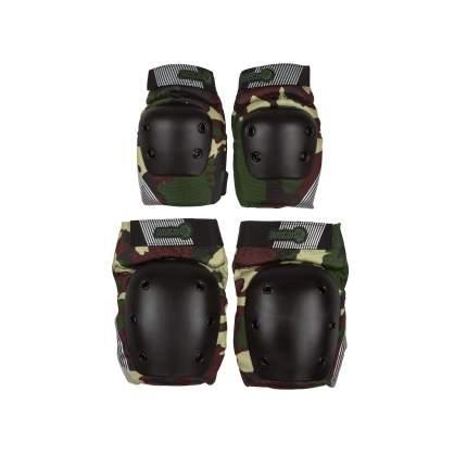 Комплект защиты Sector9 Pursuit Lightweight Elbow And Knee Pad Set, cam, S/M