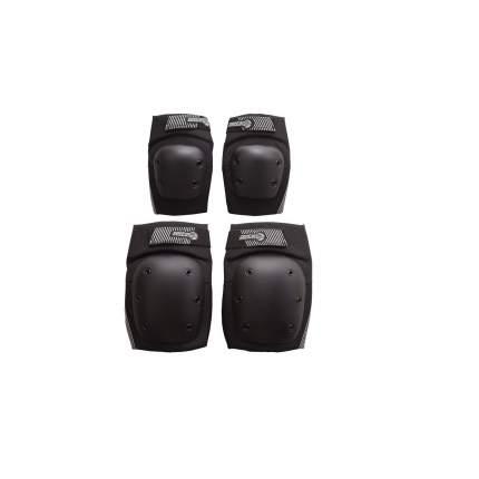 Комплект защиты Sector9 Pursuit Lightweight Elbow And Knee Pad Set, blk, L/XL