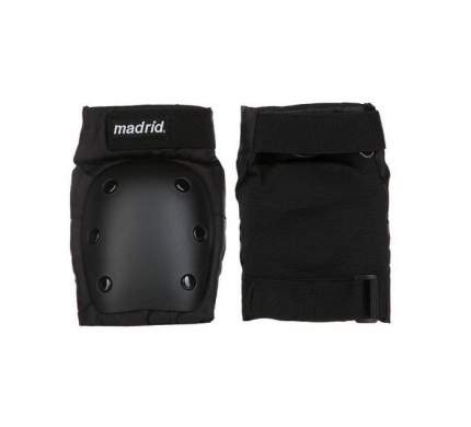 Комплект защиты Madrid Skate Pad Pack, black, M
