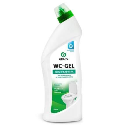 Средство для чистки сантехники анти-ржавчина WC- Gel 750 мл.