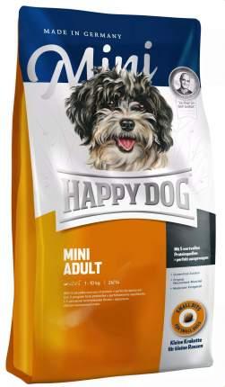 Сухой корм для собак Happy Dog Supreme Fit & Well Mini, для мелких пород, птица, 0,3кг