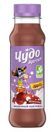 Коктейль Чудо детки молочный шоколад 3.2% 270 г