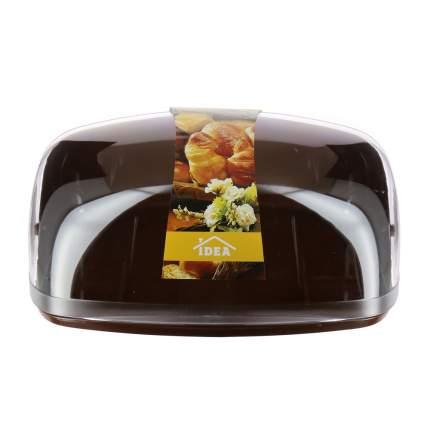 Хлебница IDEA большая (коричневый)