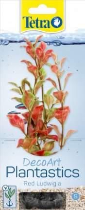 Искусственное растение для аквариума Tetra Людвигия S 15 см, пластик