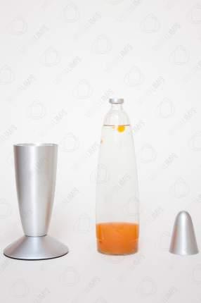 Лава-лампа Motionlamps 35см Оранжевая Прозрачная (Воск)