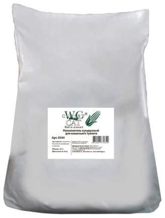 Впитывающий наполнитель WC Closet кукурузный, 7 кг, 16 л, 12 шт