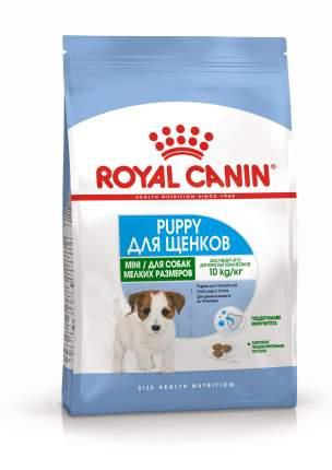 Сухой корм для щенков ROYAL CANIN Puppy Mini, птица, рис, 2кг