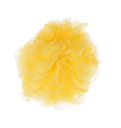 Нейлоновая мочалка ШАРИК BATH JPONGE (Цвет: Жёлтый  )