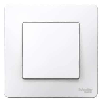 Выключатель Schneider Blanca СУ, 1 клавиша, 10А, белый, пластиковая основа, BLNVS010101