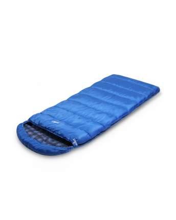 Спальный мешок Halt Lair XL голубой, левый
