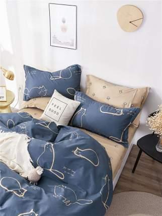Комплект постельного белья Сказка евро