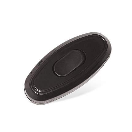 Выключатель Бра Universal А0106 6А черный
