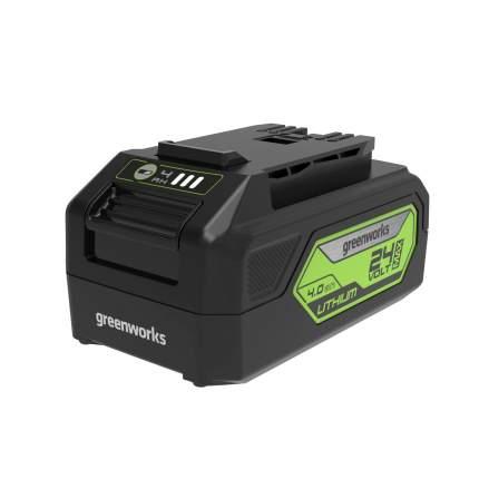 Аккумулятор с USB разъемом Greenworks G24USB4, 24V, 4 А.ч