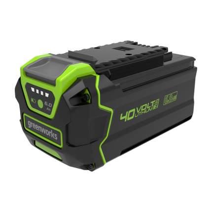 Аккумулятор с USB разъемом GreenWorks G40USB6, 40V, 6 А.ч